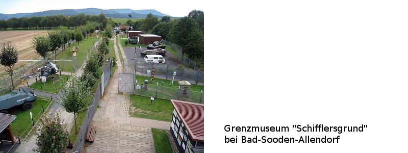 """Grenzmuseum """"Schifflersgrund"""""""